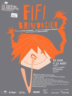Fifi Brindacier, sortie