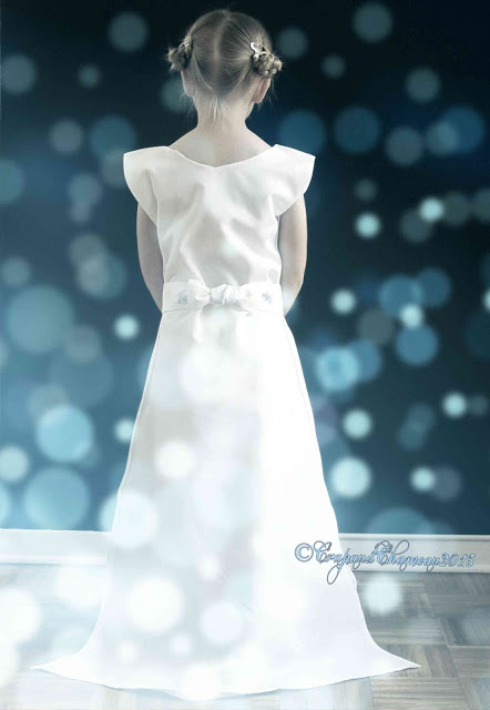 Robe déguisement DIY