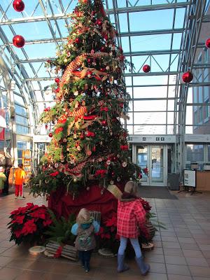 Noël Bonbon, jardin botanique de Montréal