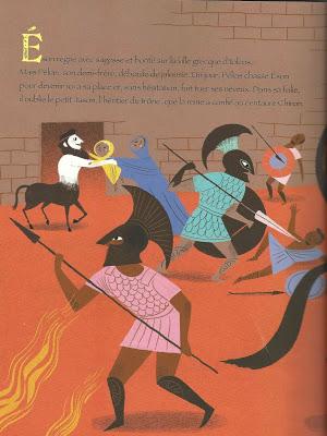 Mythologie grecque pour enfants