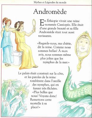 Mythologie pour enfants