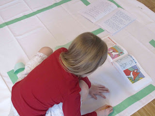 Activité dessin et peinture