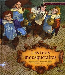 http://www.amazon.fr/LES-TROIS-MOUSQUETAIRES-Escletxa/dp/2733811304