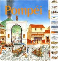 Pompéi livres