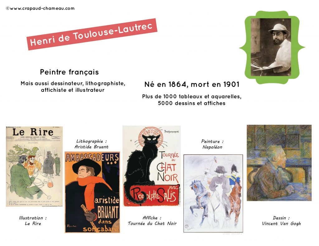 Toulouse-Lautrec fiche