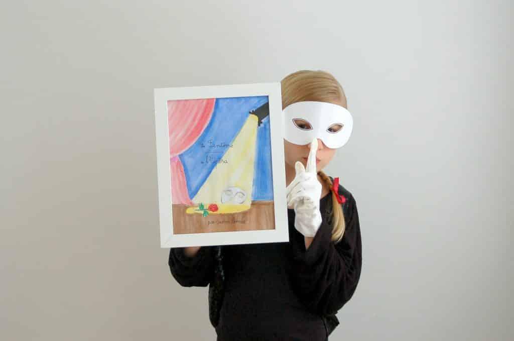 L'opéra et Le Fantôme de l'Opéra, étude - Copyright crapaud-chameau.com