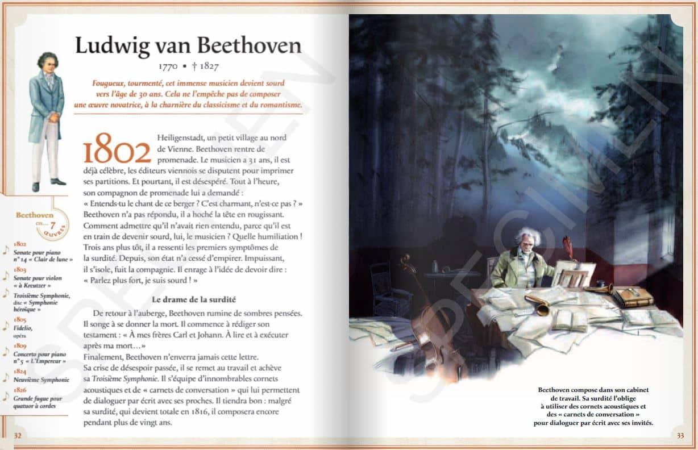 Ludwig van Beethoven librairie des écoles