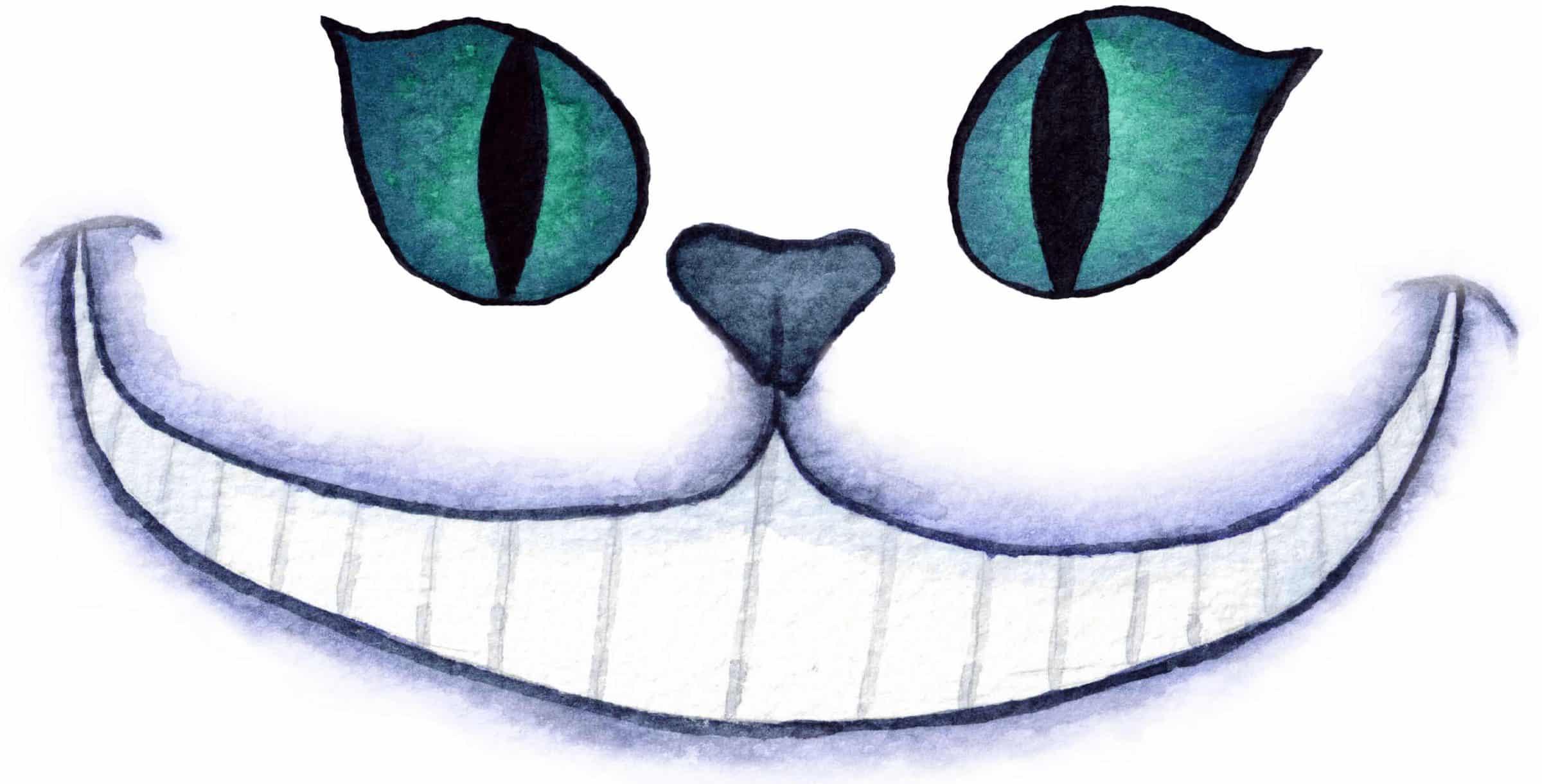 Chat du Cheshire crapaud-chameau.com