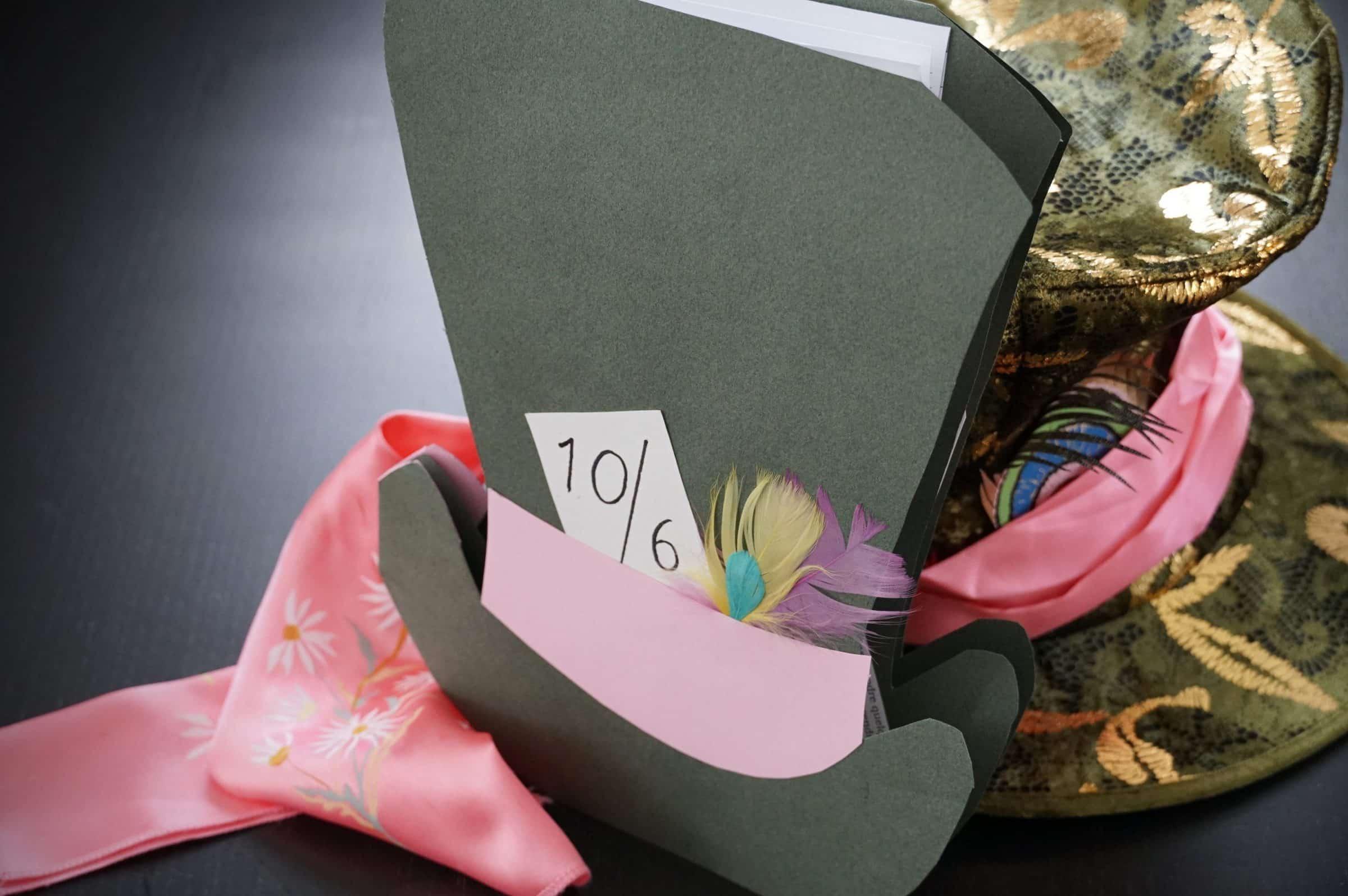 Lapbook Alice au pays des Merveilles copyright crapaud-chameau.com