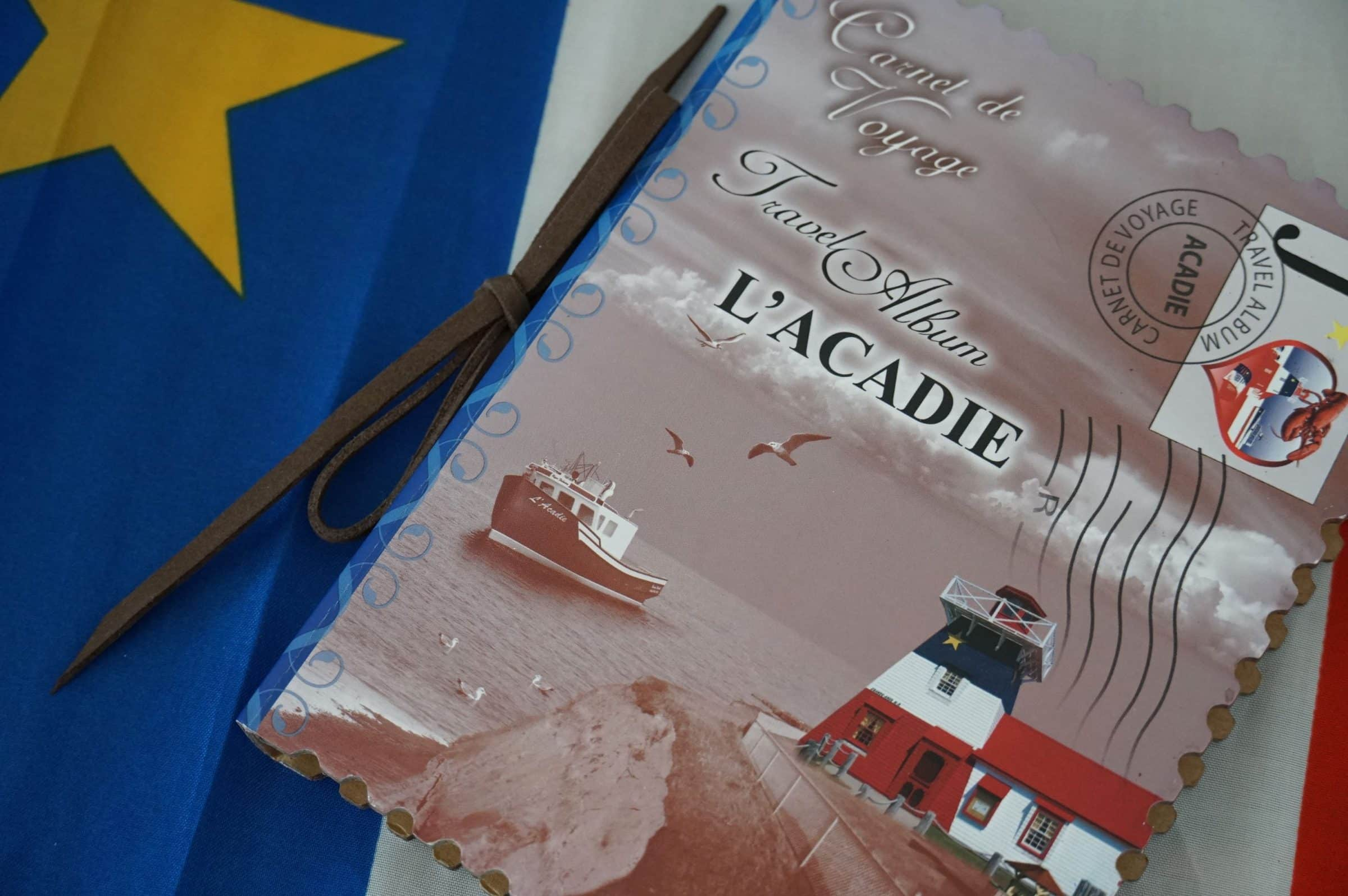 Acadie Notebook