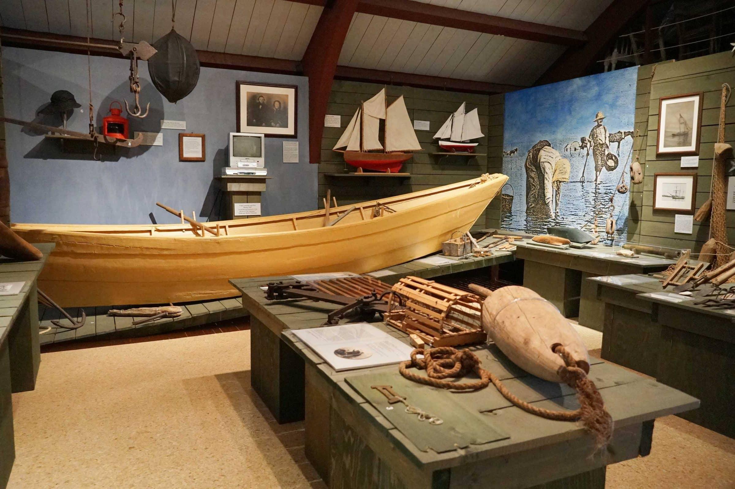 Acadie, musée de Caraquet