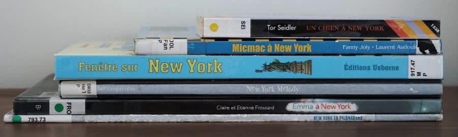 Livres New York crapaud-chameau.com