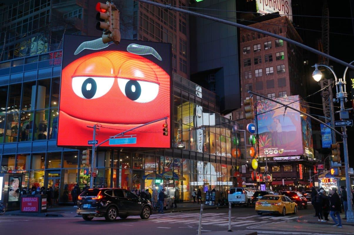 2020.02 New York City crapaud Chameau.com