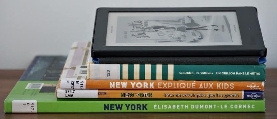 Livres New York