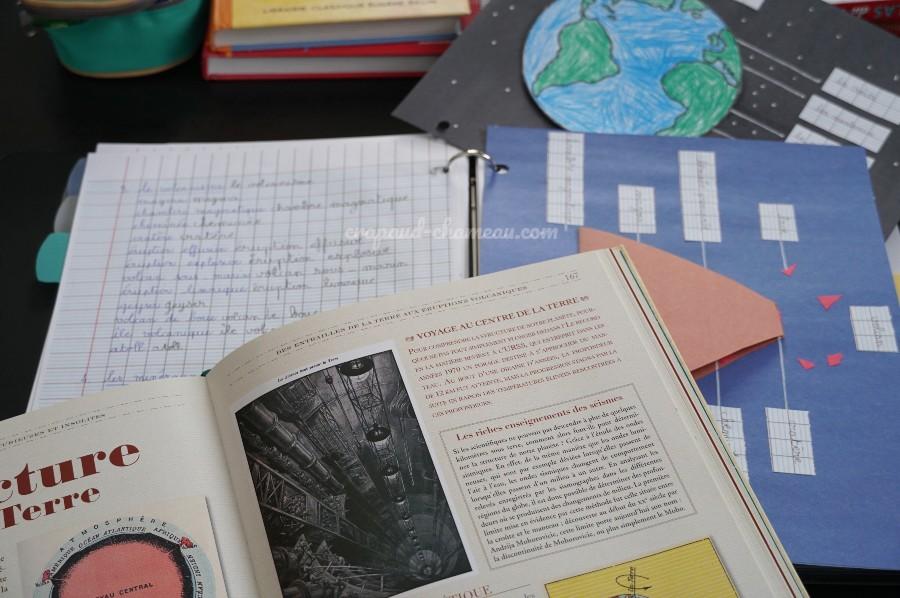 mi-année 2020-2021 CE1 3ème primaire sciences copyright crapaud-chameau.com