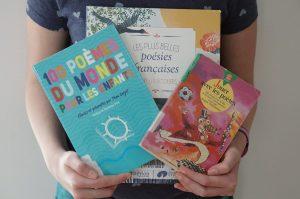 Apprendre des poésies copyright crapaud-chameau.com